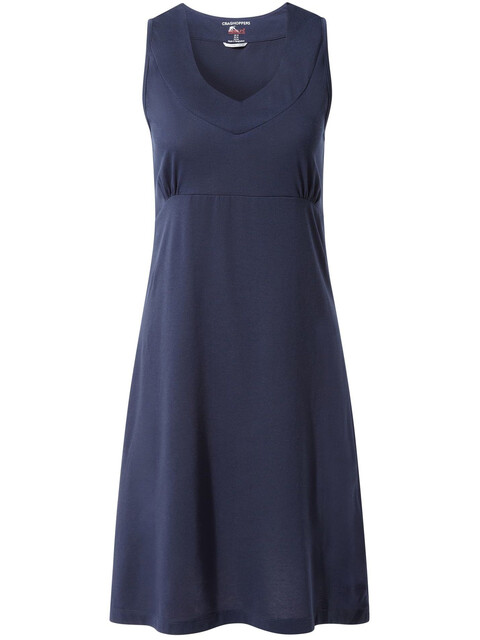 Craghoppers NosiLife Sienna Dress Women Blue Navy